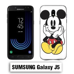 Coque Samsung J5 Mickey couleur