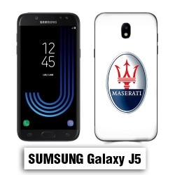 Coque Samsung J5 logo Maserati