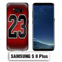 Coque Samsung S8 Plus Air Jordan 23