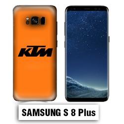 Coque Samsung S8 KTM Orange