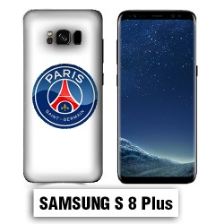 Coque Samsung S8 Plus PSG logo club