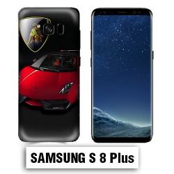 Coque Samsung S8 Plus Lamborghini Gallardo