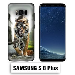 Coque Samsung S8 Plus tigre robot