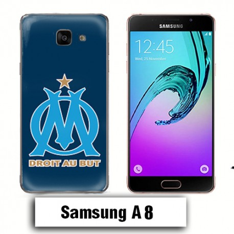 Coque Samsung A3 OM Olympique de Marseille