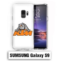 Coque Samsung S9 KTM Bulldog