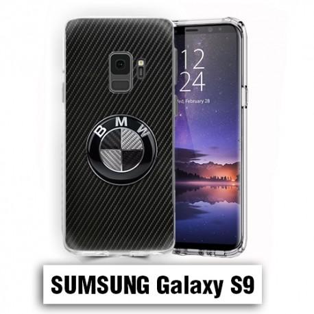 Coque Samsung S9 BMW Carbon