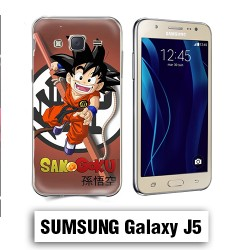 Coque Samsung J5 2016 Dragonball Sangoku