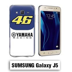 Coque Samsung J5 Yamaha 46 Racing