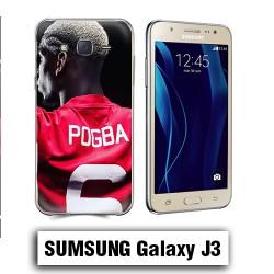 Coque Samsung J3 2016 Paris Saint Germain Pogba