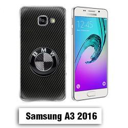 Coque Samsung S9 A3 2016 BMW Carbon