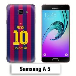 Coque Samsung A5 FCB Messi 10