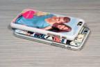 Coque iPhone 11 pro max personnalisée avec côtés silicone