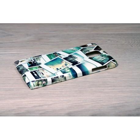 Coque Galaxy Note 4 personnalisée avec côtés imprimés