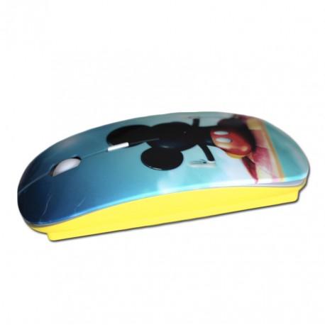 Erstellen Sie Ihre benutzerdefinierte gelbe Maus mit Fotos und Text