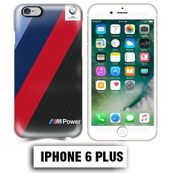 Coque iphone 6 PLUS BMW M Power sport