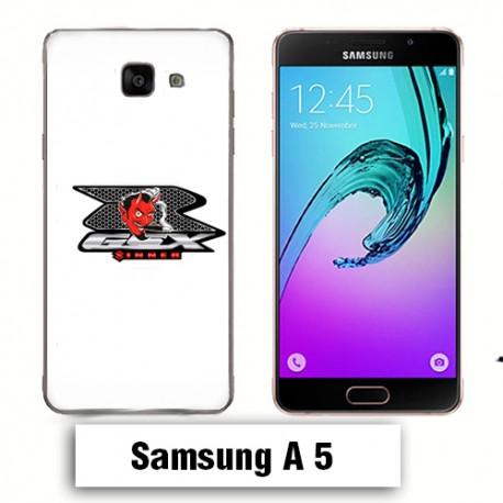 Coque Samsung A5 Logo GSX Death